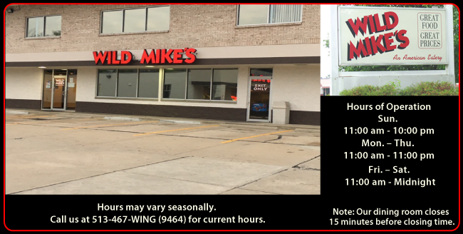 Photo of Miami Heights location and operating hours